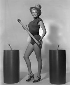 Jayne Mansfield posing as Miss Independenceof 19551955 - Image 0774_0625