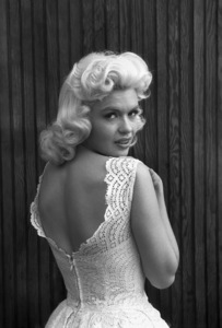 Jayne Mansfield at home1956 © 1978 Lou Jacobs Jr. - Image 0774_0652