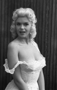Jayne Mansfield at home1956 © 1978 Lou Jacobs Jr. - Image 0774_0654