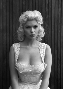 Jayne Mansfield at home1956 © 1978 Lou Jacobs Jr. - Image 0774_0656