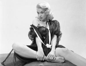 Jayne Mansfieldcirca 1950s© 1978 Barry Kramer - Image 0774_0677