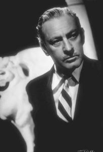 John Barrymore, 1936. © 1978 Ted Allan MPTV