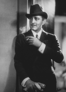 """John Barrymore in """"Grand Hotel"""" 1932 MGM Photo by George Hurrell - Image 0801_0031"""
