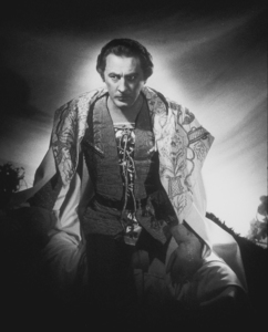 John Barrymore, circa 1936. © 1978 Ted Allan MPTV