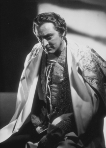 """John Barrymore in """"Romeo and Juliet,"""" 1936. © 1978 Ted Allan MPTV"""