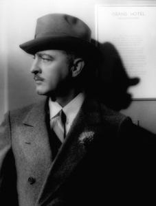 John BarrymoreFilm Set/MGMGrand Hotel (1932)Photo by George Hurrell0022958 - Image 0801_0804