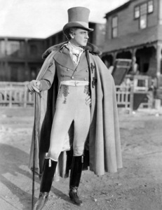 """""""Beau Brummel""""John Barrymore 1924 Warner Brothers** I.V. - Image 0801_0838"""