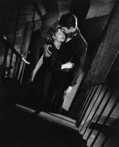 "James Stewart and Simone Simon in ""Seventh Heaven""1937 - Image 0802_0005"