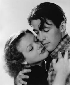 "James Stewart and Simone Simon in ""Seventh Heaven""1937 - Image 0802_0006"