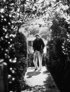 James Stewart at home, 1936. © 1978 Ted AllanMPTV  - Image 0802_0029