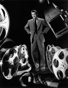 James Stewart, 1936. Photo by Ted Allan - Image 0802_0042