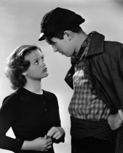 "James Stewart and Simone Simon in ""Seventh Heaven""1937 - Image 0802_0266"