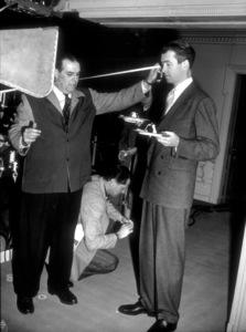 "James Stewart on the set of ""Rope.""1948 Warner - Image 0802_0919"