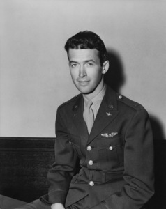 James Stewart (Lieutentant in the U.S. 8th Air Force)circa early 1940s - Image 0802_2020