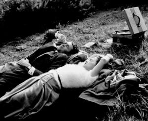 James Stewart, Olivia De Havilland1939Copyright John Swope Trust / MPTV - Image 0802_2144