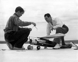 James Stewart, Henry Fonda1939Copyright John Swope Trust / MPTV - Image 0802_2157