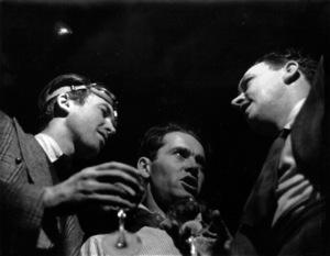 James Stewart, Henry Fonda, Josh Logan1936Copyright John Swope Trust / MPTV - Image 0802_2160