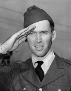 James Stewart joins the Army (went from $1,500.00 a week salary to $21.00 a week) 03-22-1941** I.V. - Image 0802_2184