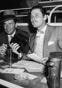 Errol Flynn, c. 1940.**I.V. - Image 0803_1008