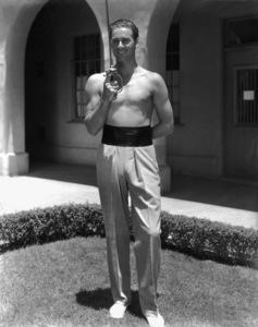 Errol FlynnCirca 1935**I.V. - Image 0803_1035