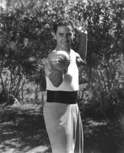 Errol FlynnCirca 1935**I.V. - Image 0803_1036