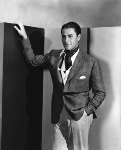 Errol FlynnC. 1935**I.V. - Image 0803_1045