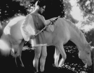Ramon Novarroc. 1927Photo by George Hurrell - Image 0806_0260