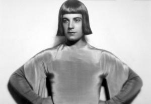 Ramon NovarroFeb. 3, 1930Photo by George Hurrell - Image 0806_0490