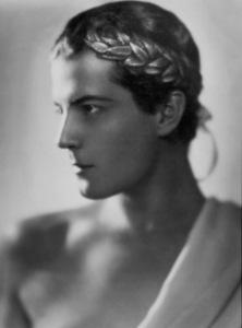 "Ramon Novarro ""The New Orpheus""c. 1928Photo by George Hurrell - Image 0806_0493"