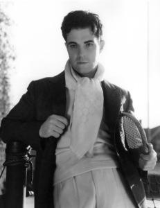 Ramon NovarroCirca 1928 MGMPhoto By George Hurrell**I.V. - Image 0806_0501