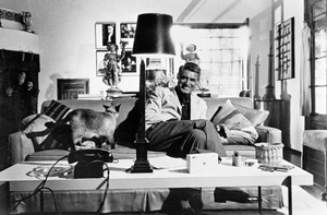 Cary Grant at homecirca 1960 © 1978 Sanford Roth - Image 0807_2000
