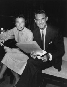 Cary Grant and Betsy Drake circa 1950 Photo by Gabi Rona - Image 0807_2023