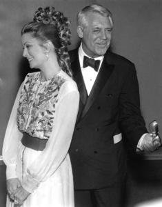 Cary Grant & Grace KellyCirca 1973**I.V. - Image 0807_2039
