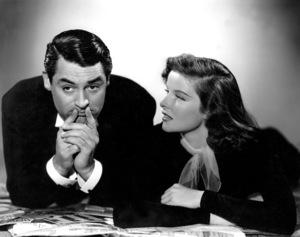 "Cary Grant & Katharine Hepburn""Holiday""1938 Columbia**I.V. - Image 0807_2041"