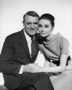 """Charade"" Cary Grant, Audrey Hepburn 1963 Universal Pictures ** I.V./M.T."