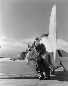 """""""Wings in the Dark""""Cary Grant1935 Paramount Pictures** I.V./M.T. - Image 0807_2088"""