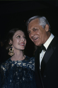 Cary Grant and Loretta Youngcirca 1970s© 1978 Gary Lewis - Image 0807_2126