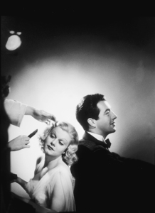 Jean Harlow and Robert Taylor, 1937. © 1978 Ted Allan MPTV
