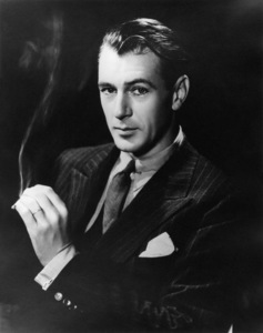 Gary Cooper1937Photo by George Hurrell - Image 0809_0024