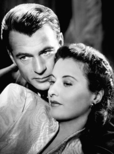 Gary Cooper, Barbara StanwyckMeet John Doe (1941)Photo by George Hurrell0033891 - Image 0809_0588