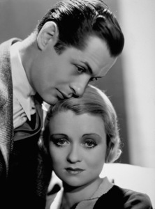 Robert Montgomery, Constance Bennett1938Photo by George Hurrell - Image 0812_0150