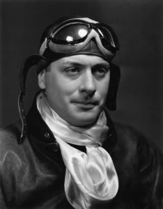 """Robert Montgomery in """"Night Flight""""1933Photo by Clarence Sinclair Bull - Image 0812_0390"""
