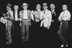 Fred Astaire, 1969. © 1978 Gene TrindlMPTV  - Image 0814_0851