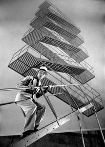 "Fred AstaireFilm Set""Band Wagon, The"" 1953Copyright John Swope Trust / MPTV - Image 0814_0867"