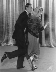 """Fred Astaire with sisterAdele Astaire""""Merry-Go-Round"""" circa 1920 **I.V. - Image 0814_0873"""