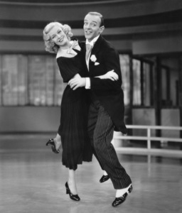 Fred Astaire and Ginger Rogerscirca 1939**I.V. - Image 0814_0883