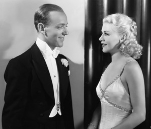 Fred Astaire and Ginger Rogerscirca 1939**I.V. - Image 0814_0884