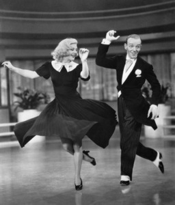 Fred Astaire and Ginger Rogerscirca 1939**I.V. - Image 0814_0886