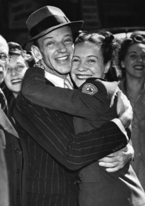 Fred and Adele Astaire reunited in London 1944** I.V. - Image 0814_0898