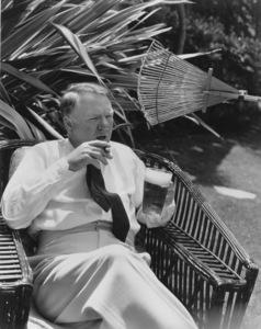 W.C. Fields, c. 1940. - Image 0815_0006